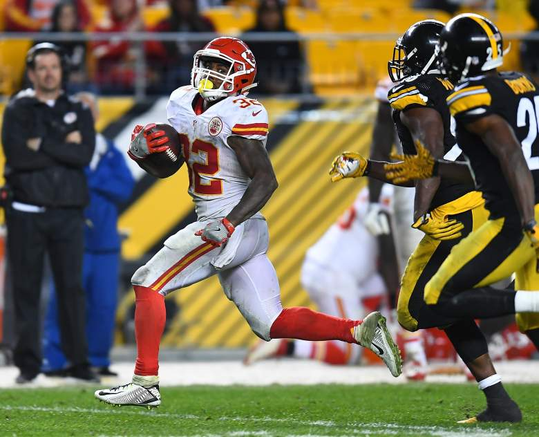 steelers vs. chiefs, odds, who is favored, spread, point total, vegas