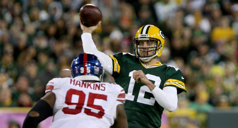 packers vs giants nfl playoffs wild card odds point spread line over under total game pick prediction