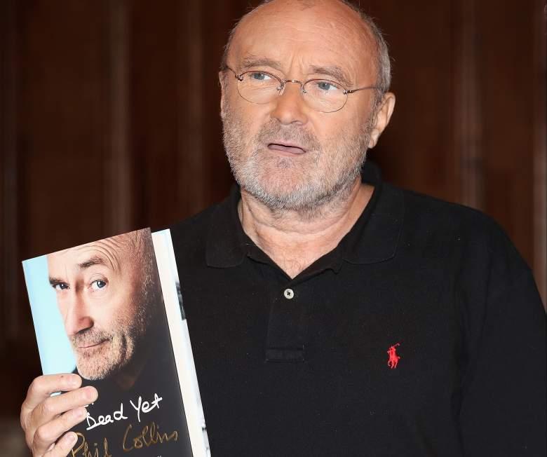 Phil Collins birthday, Phil Collins, Genesis, Phil Collins Comeback, Phil Collins drummer, Phil Collins Not Dead Yet, Phil Collins live, Phil Collins son, Phil Collins record