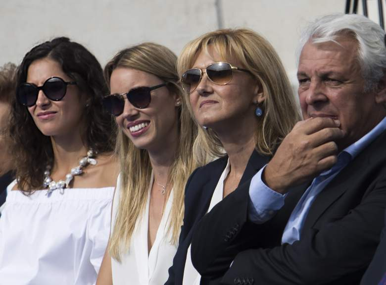 Ana Maria Parera, Rafel Natal family, Rafael Nadal parents, Rafael Nadal mother