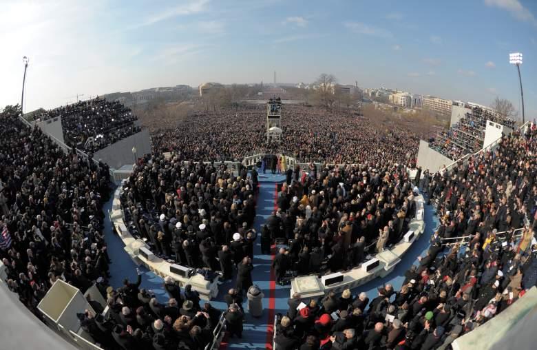obama 2009 inauguration
