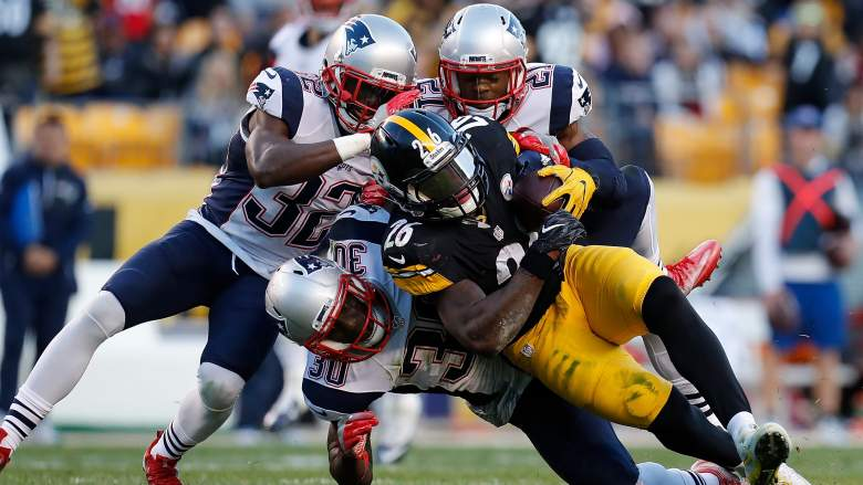 afc championship game 2017, patriots, steelers, afc championship odds, line, spread, total, over-under, betting trends