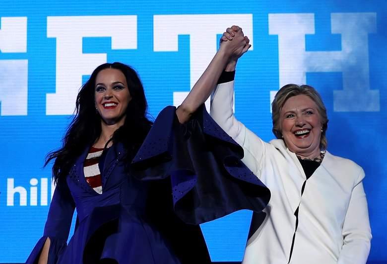 Katy Perry hillary clinton, Katy Perry hillary clinton concert, Katy Perry hillary clinton concert