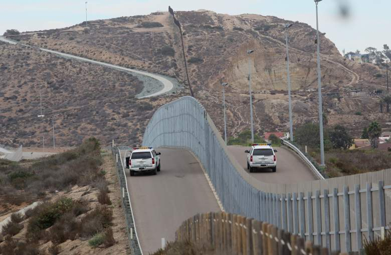U.S. Border Patrol, us mexico border, us mexico wall
