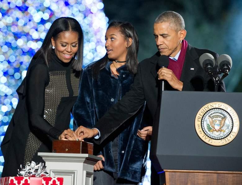 Sasha Obama, Barack Obama daughter, Sasha Obama Farewell Address