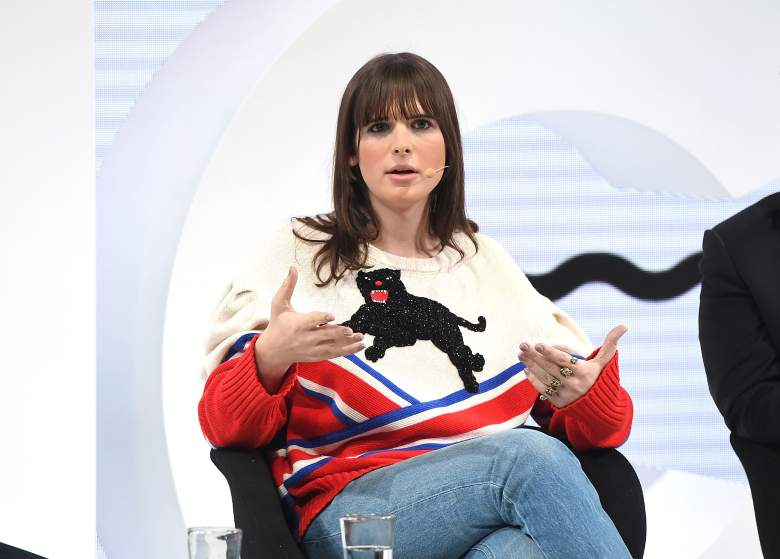 Hari Nef speaks on stage as The Business of Fashion presents VOICES on December 2, 2016 in Oxfordshire, England. (Getty)