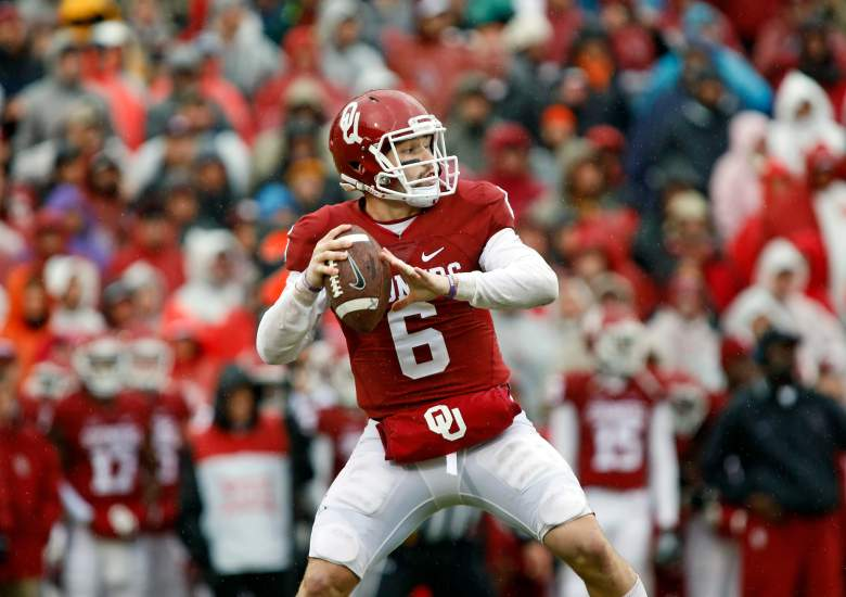 oklahoma, college football bowl schedule, who what teams play