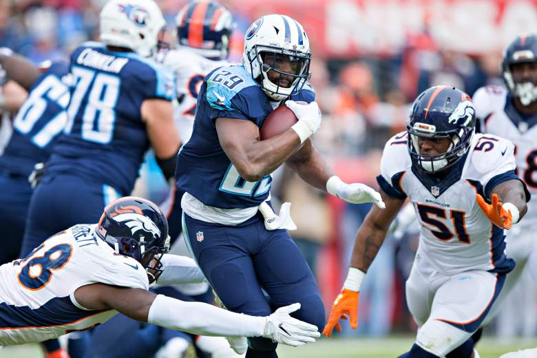 Running back DeMarco Murray is one of the stars for the AFC. (Getty)
