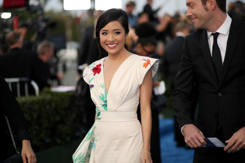 Constance Wu critics choice awards, Constance Wu critics choice, Constance Wu critics choice red carpet