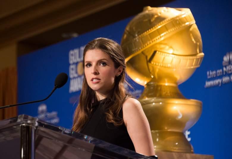 Anna Kendrick Golden Globes, Golden Globes presenters, Golden Globes awards