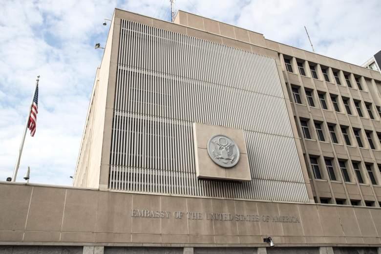 US Embassy Tel Aviv, US Embassy Israel, Jerusalem Congress
