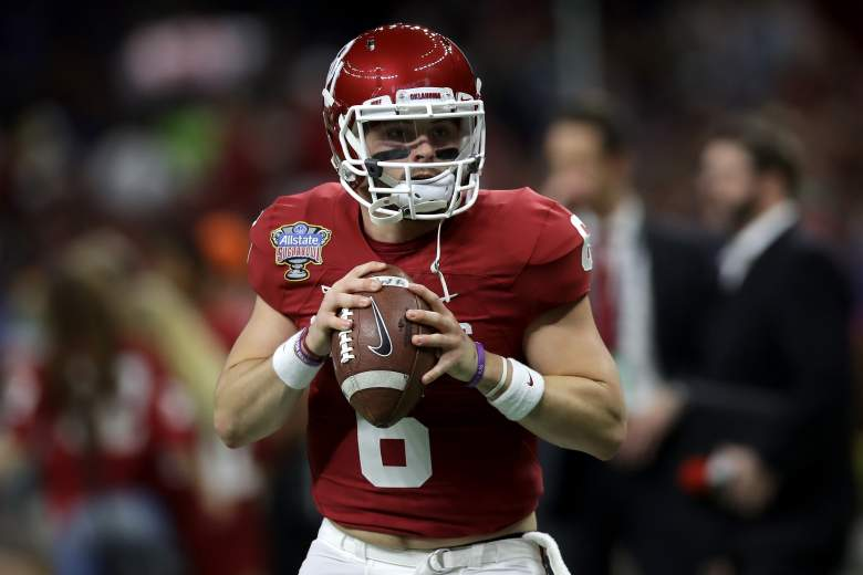 baker mayfield, nfl draft, where, when, rumors, news, will he