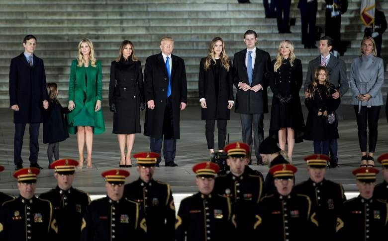 ivanka trump green dress, ivanka trump greenj coat, ivanka trump inauguration