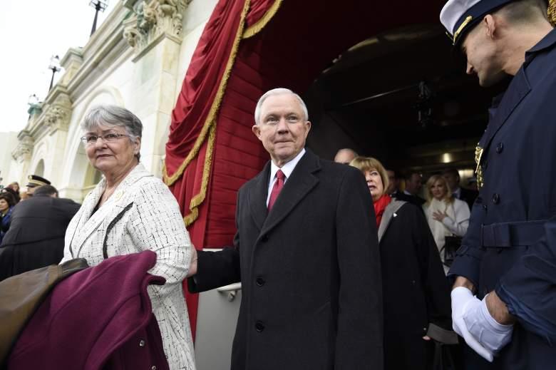 Jeff Sessions wife, Jeff Sessions wife Mary, Jeff Sessions Mary Sessions