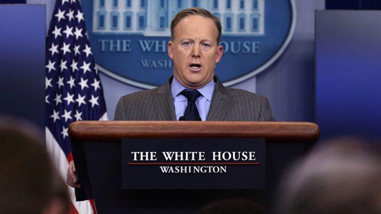 Sean Spicer white house, Sean Spicer press briefing, Sean Spicer press secretary