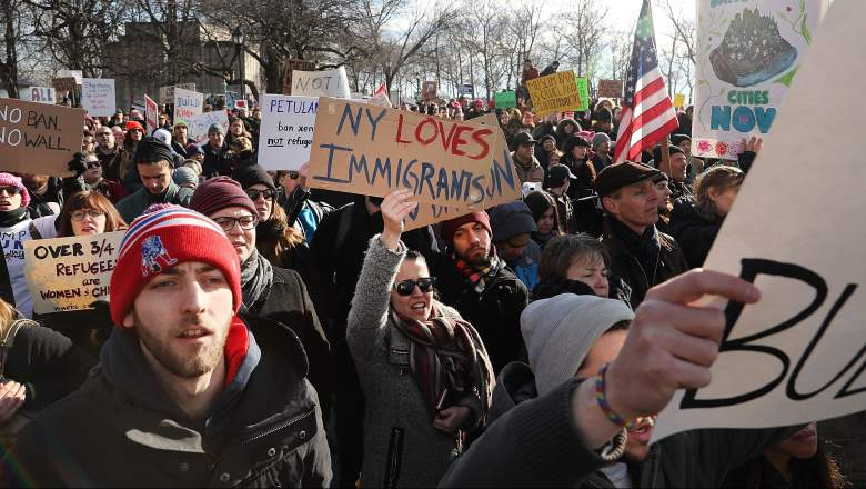 Republicans opposed to Muslim Ban, Republicans opposed to Trump, Donald Trump protests