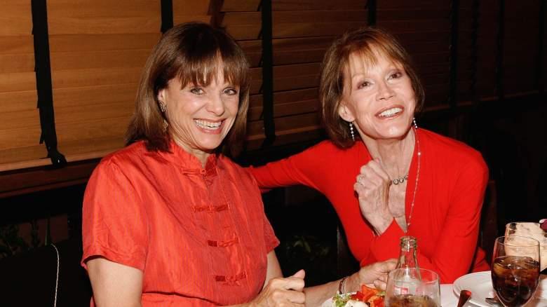 Valerie Harper Mary Tyler Moore, Mary Tyler Moore friends, Valerie Harper alive