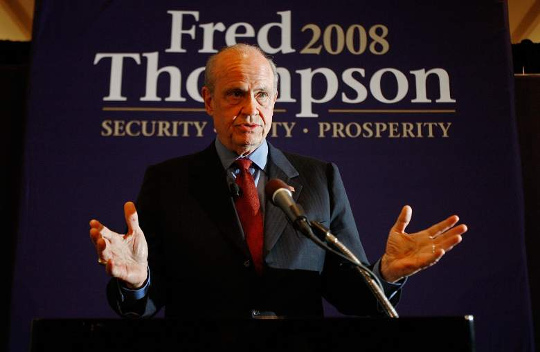 Fred Thompson 2008 campaign, Fred Thompson 2007, Fred Thompson 2008 presidential campaign
