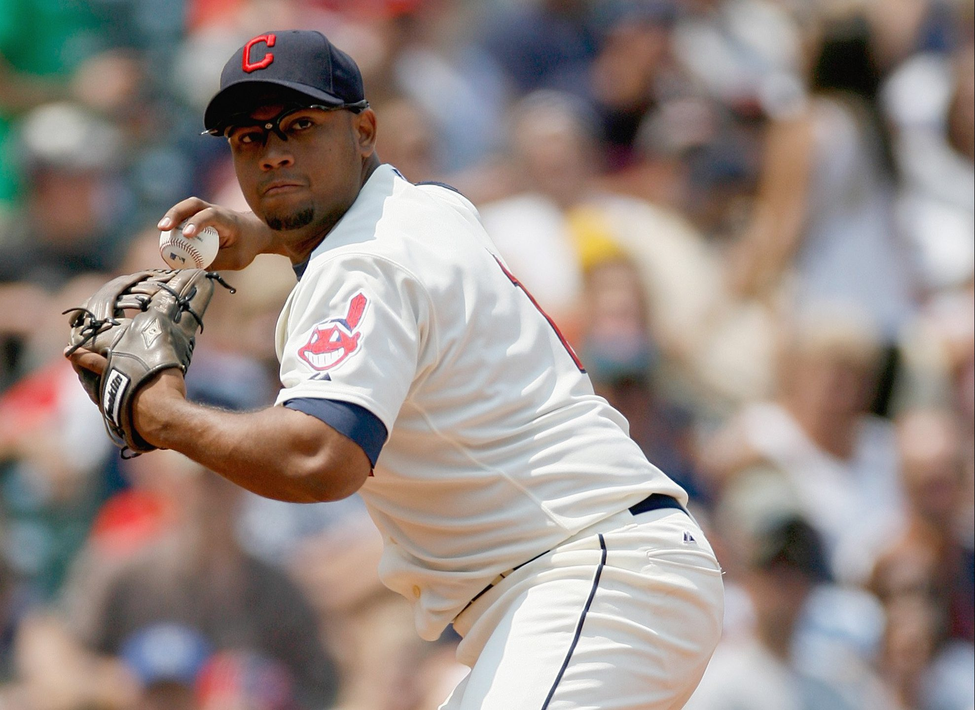Former MLB infielder Andy Marte was also killed in a car crash on Sunday. (Getty)