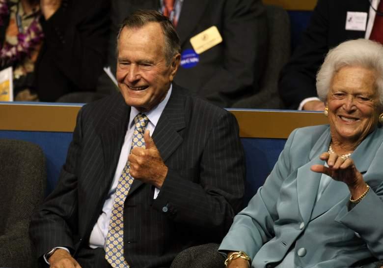 George H.W. Bush, George Bush dead, Barbara Bush, Barbara Bush dead, George Bush Wife, George H.W. Bush wife