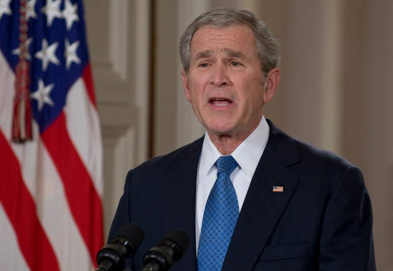 George Bush farewell address, George Bush address, Obama farewell address