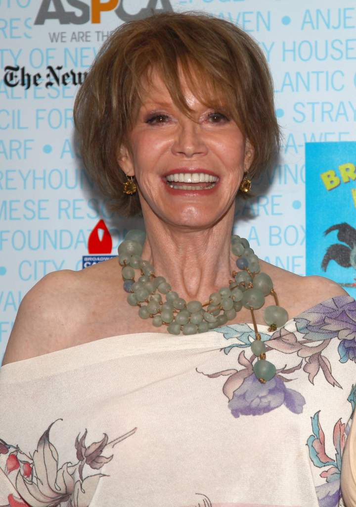 Mary Tyler Moore. (Getty)