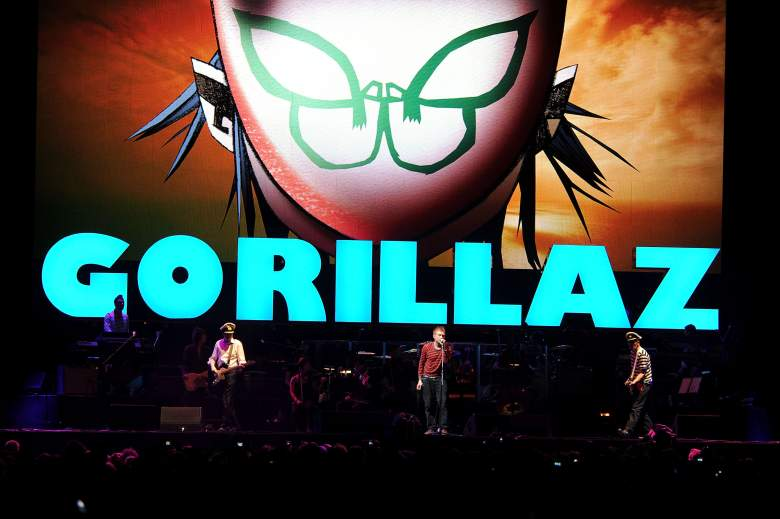 gorillaz live, gorillaz coachella, gorillaz donald trump, gorillaz new album