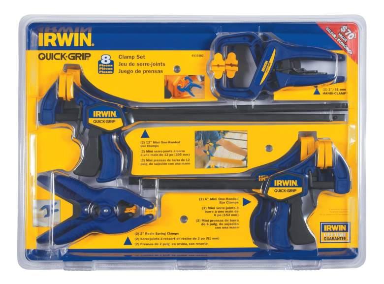 irwin-clamps