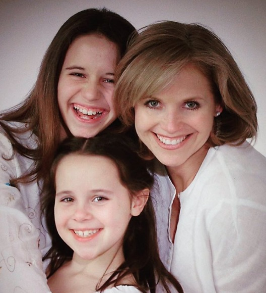 Katie Couric daughters, Carrie Monahan, Ellie Monahan, Katie Couric kids