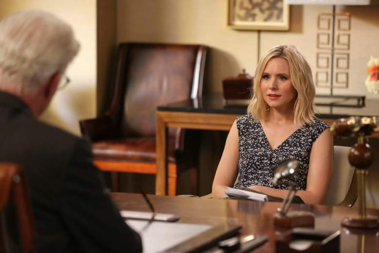 Kristen Bell The Good Place, The Good Place Season 2, The Good Place NBC