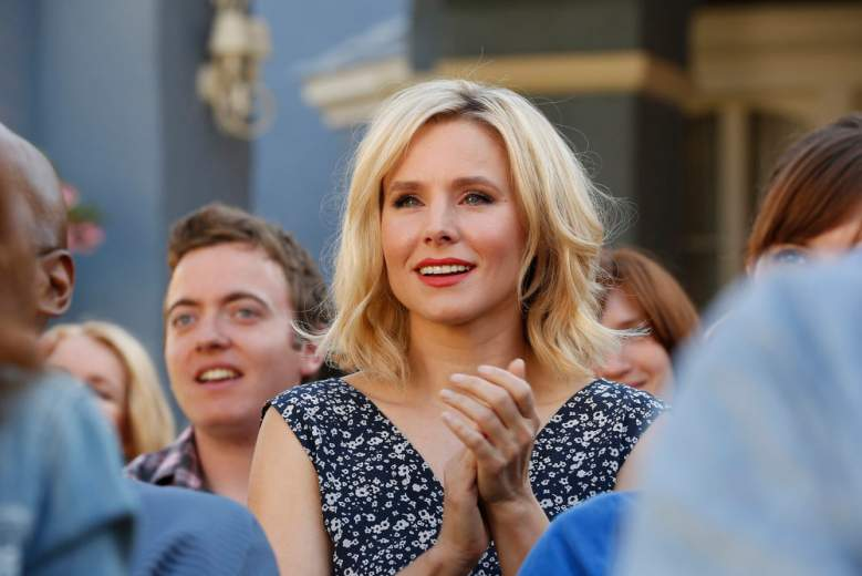The Good Place season finale, The Good Place Kristen Bell, The Good Place cast