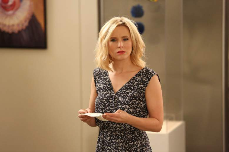 Kristen Bell Good Place, The Good Place episode, The Good Place back, The Good Place peview