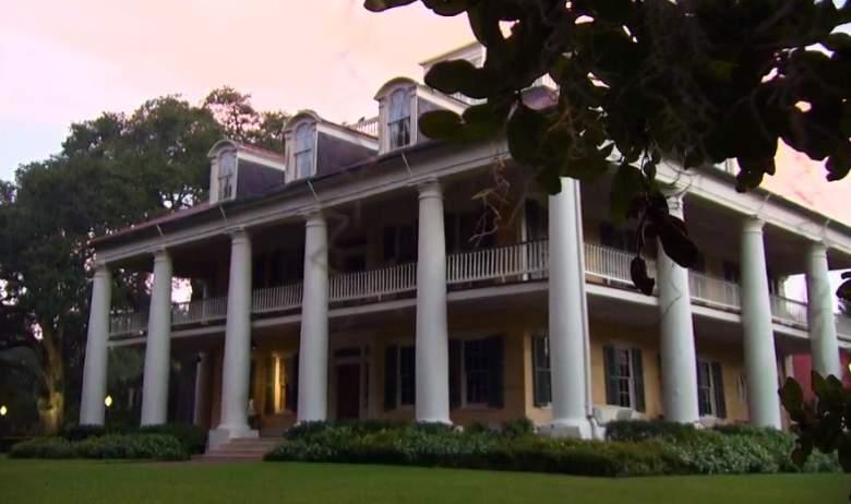 Haunted Houmas House Plantation, Haunted Houmas House Plantation Louisiana, Haunted House On The Bachelor