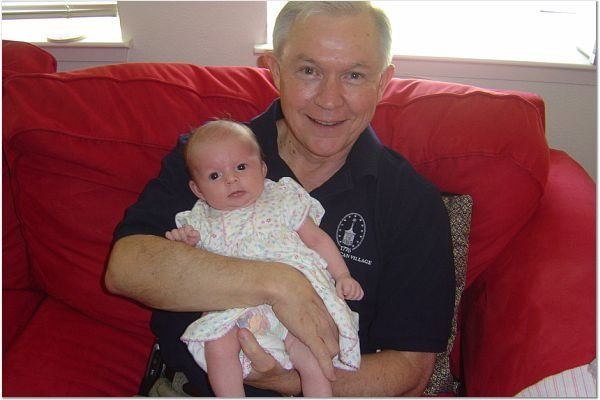 Jeff Sessions family, Jeff Sessions kids, Jeff Sessions grandchildren