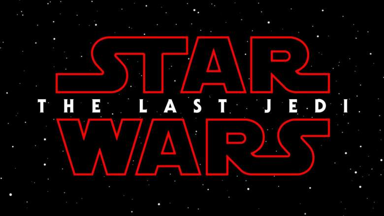 Star Wars: The Last Jedi, Star Wars Episode 8, Star Wars Episode 8 title