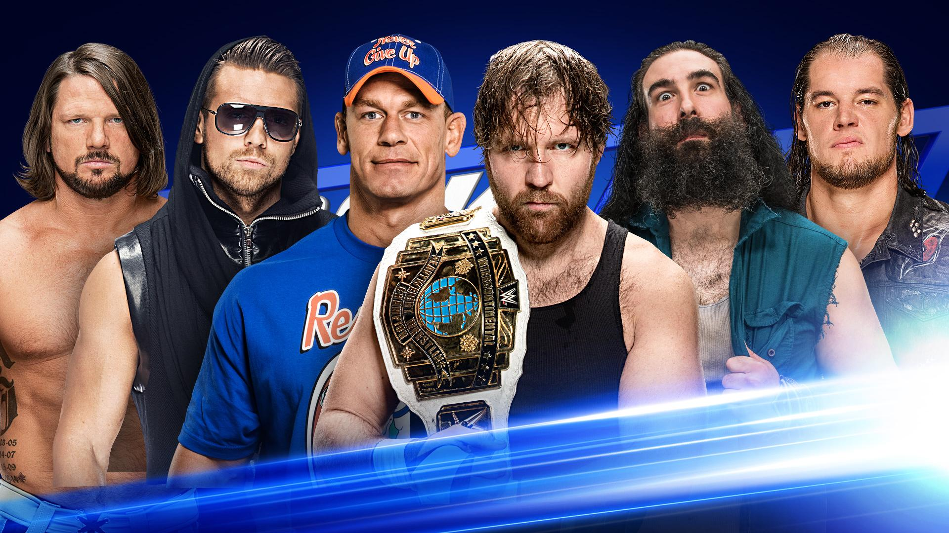 WWE SmackDown Live Stream: How to Watch Online 2/21