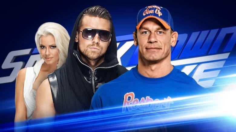 SmackDown Live wwe, SmackDown Live john cena, SmackDown Live john cena the miz