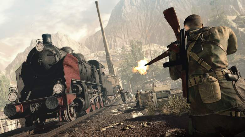 Sniper Elite, Sniper Elite 4, Sniper Elite 4, Xbox Sniper game
