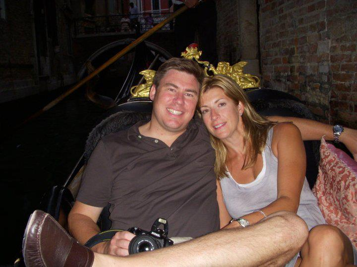 Mike Dubke and his wife, Shannon. (Facebook)