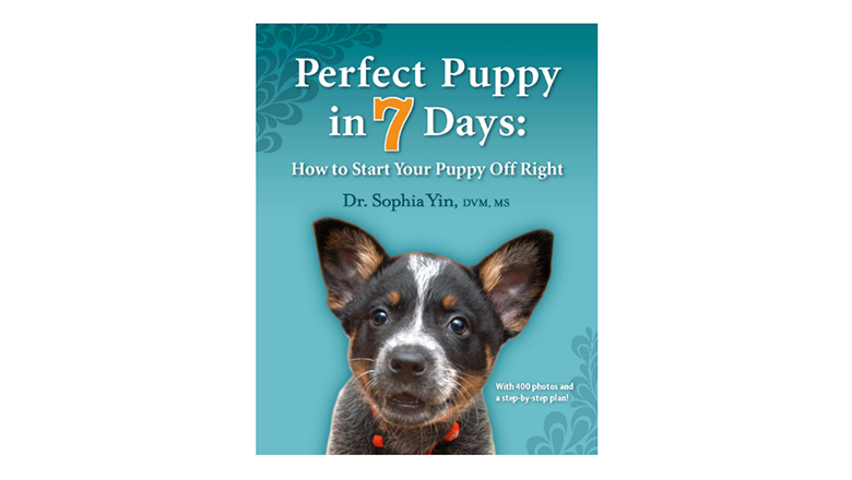 'Perfect Puppy in 7 Days: How to Start Your Puppy Off Right' dog training book
