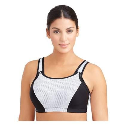 adjustable bounce plus size sports bra