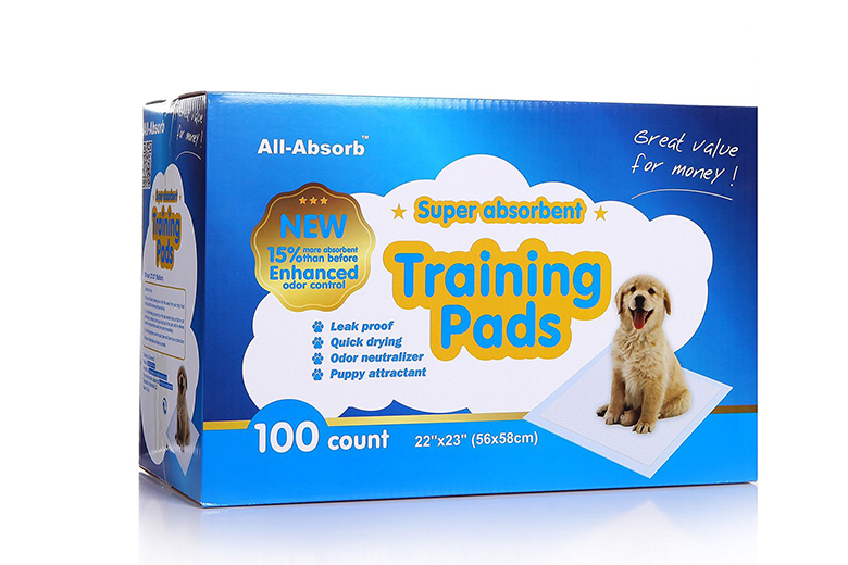 All-Absorb Training Pads