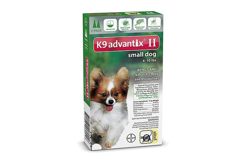 Bayer K9 Advantix II Flea And Tick Control Treatment