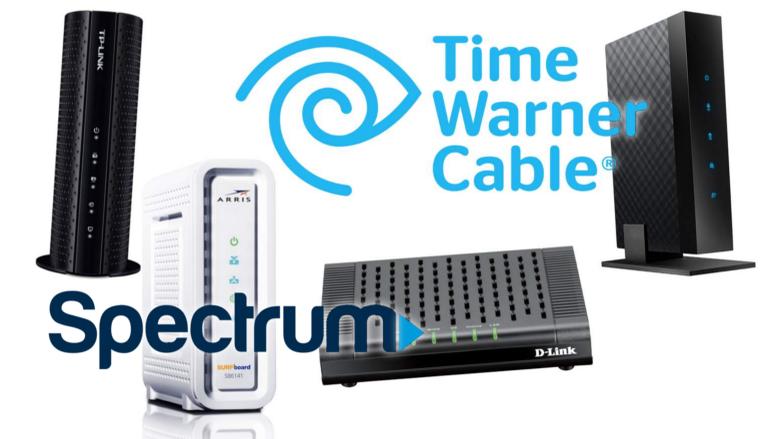 best modem for spectrum