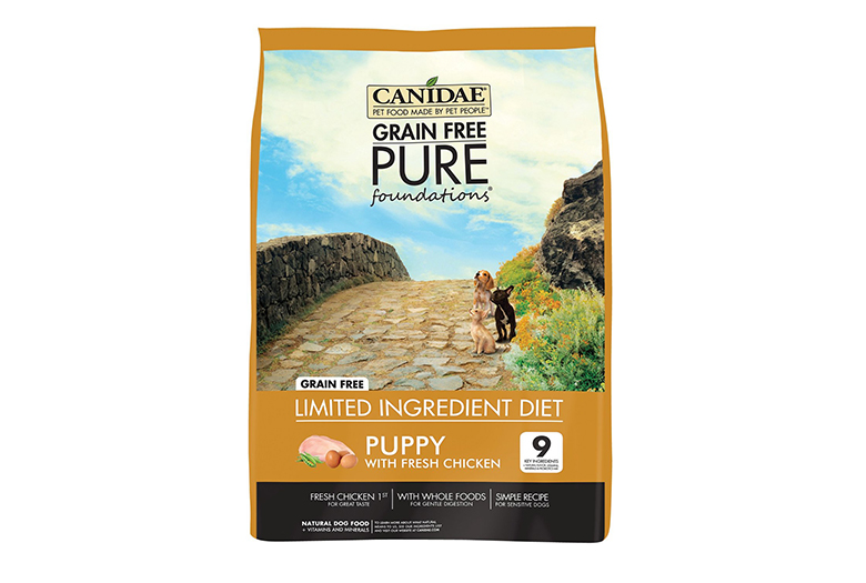 Canidae Grain Free Fresh Chicken for Puppies