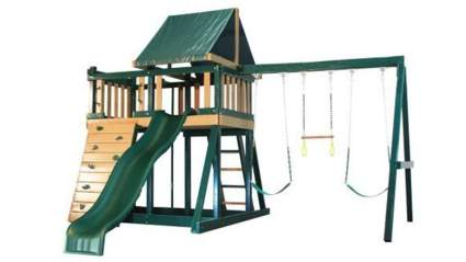 best wooden playsets