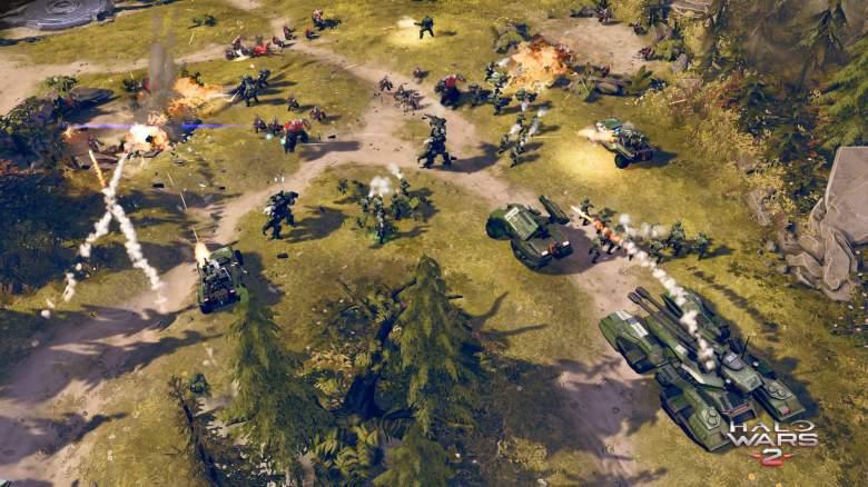 Halo Wars 2, Halo Wars, Halo Wars Skirmish, Halo Wars 2 Skirmish