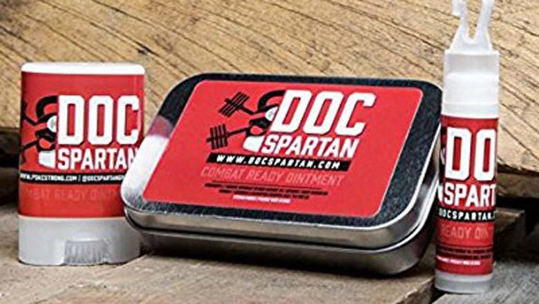 doc spartan shark tank, shark tank ointments