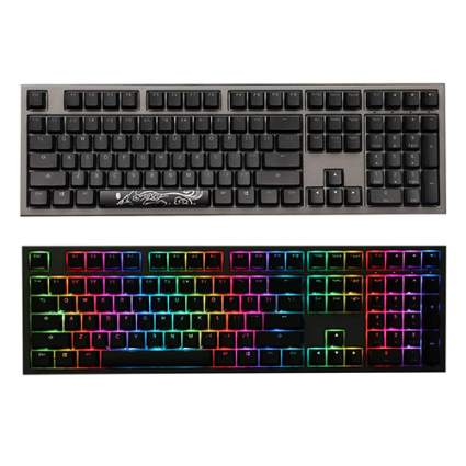 ducky 7 keyboard