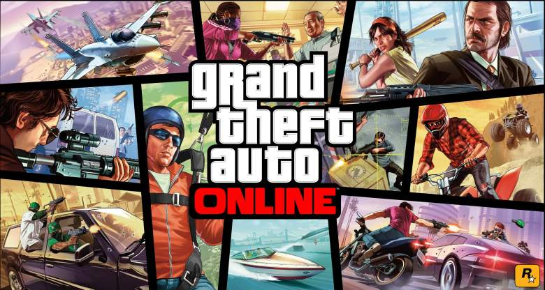 Grand Theft Auto V, GTA Online, Xbox One, PS4, PC